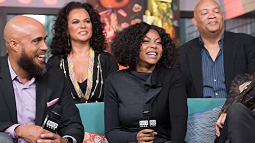 "BUILD: Taraji P. Henson on What's in Store for Season 5 of ""Empire"""