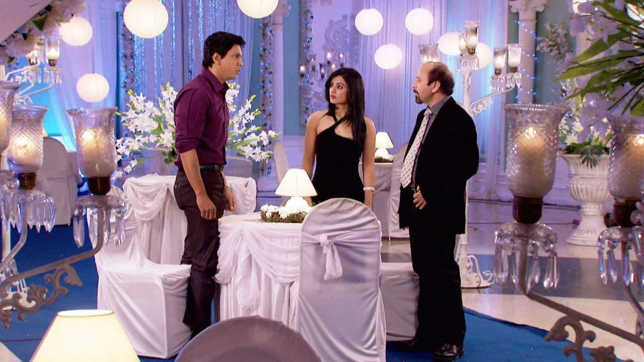Sonia Singh and Mahesh Shetty in Parichay: Nayee Zindagi Kay Sapno Ka (2011)