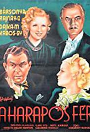 A harapós férj Poster