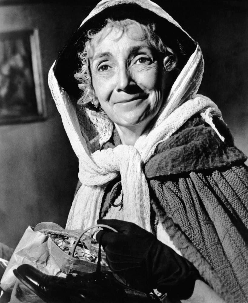 Mildred Dunnock