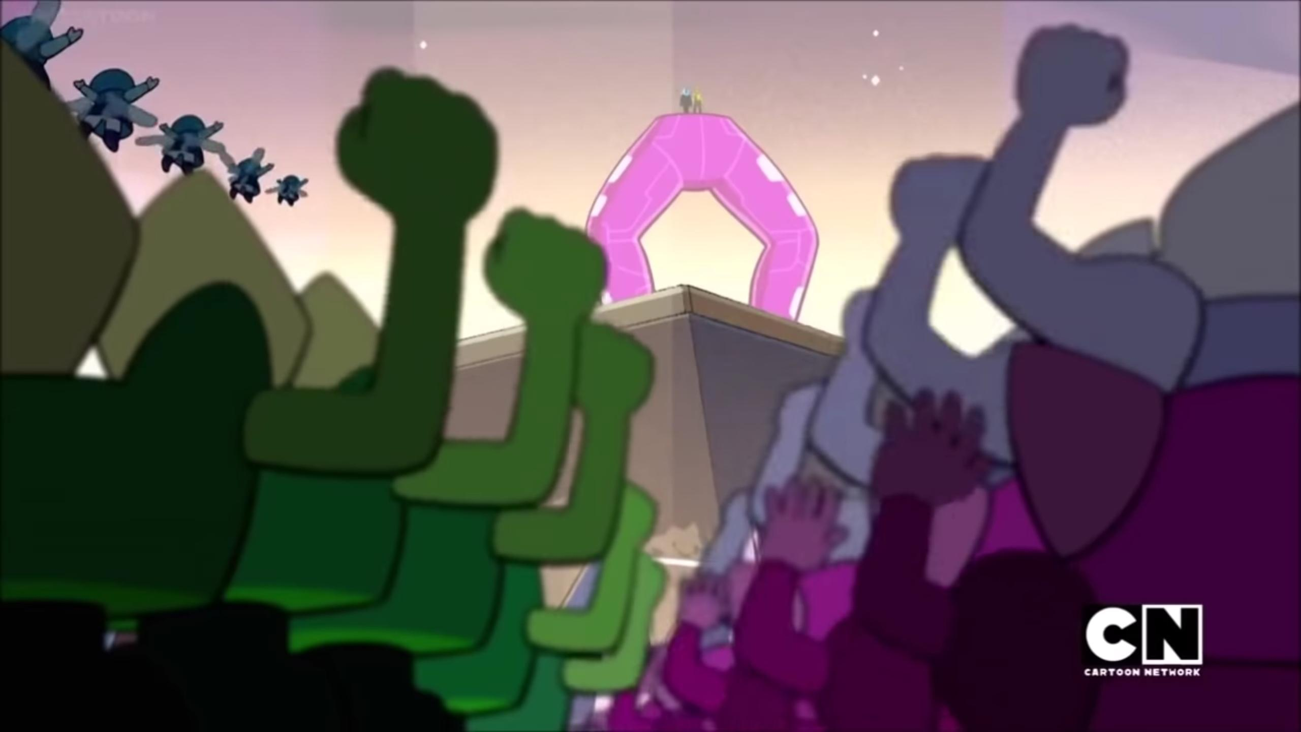 steven universe legs from here to homeworld part 2