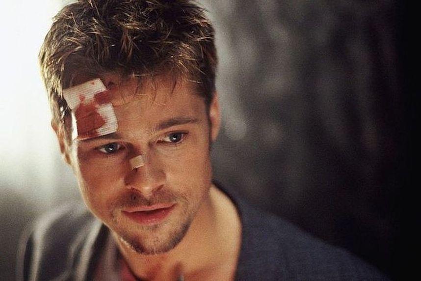 Brad Pitt in Se7en (1995)