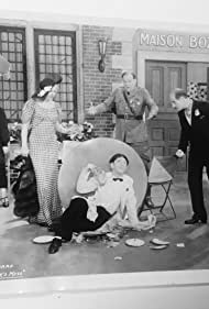 Shemp Howard in The Officer's Mess (1935)