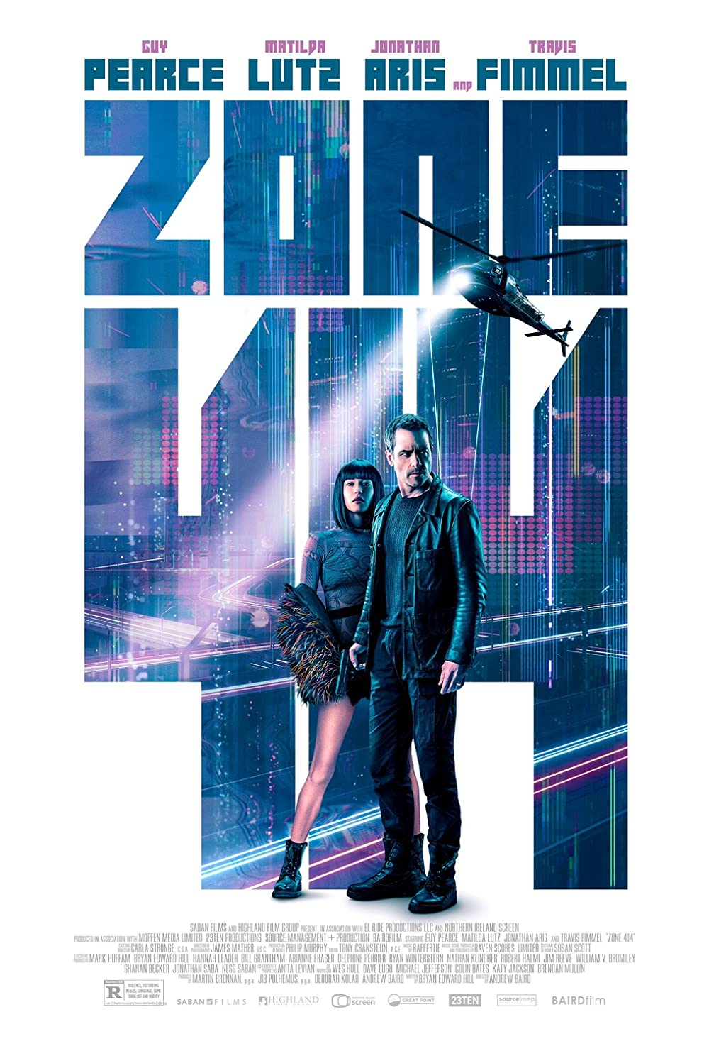 Download Zone 414 (2021) Full Movie [In English] With Hindi Subtitles | WebRip 720p [1XBET] FREE on 1XCinema.com & KatMovieHD.sk