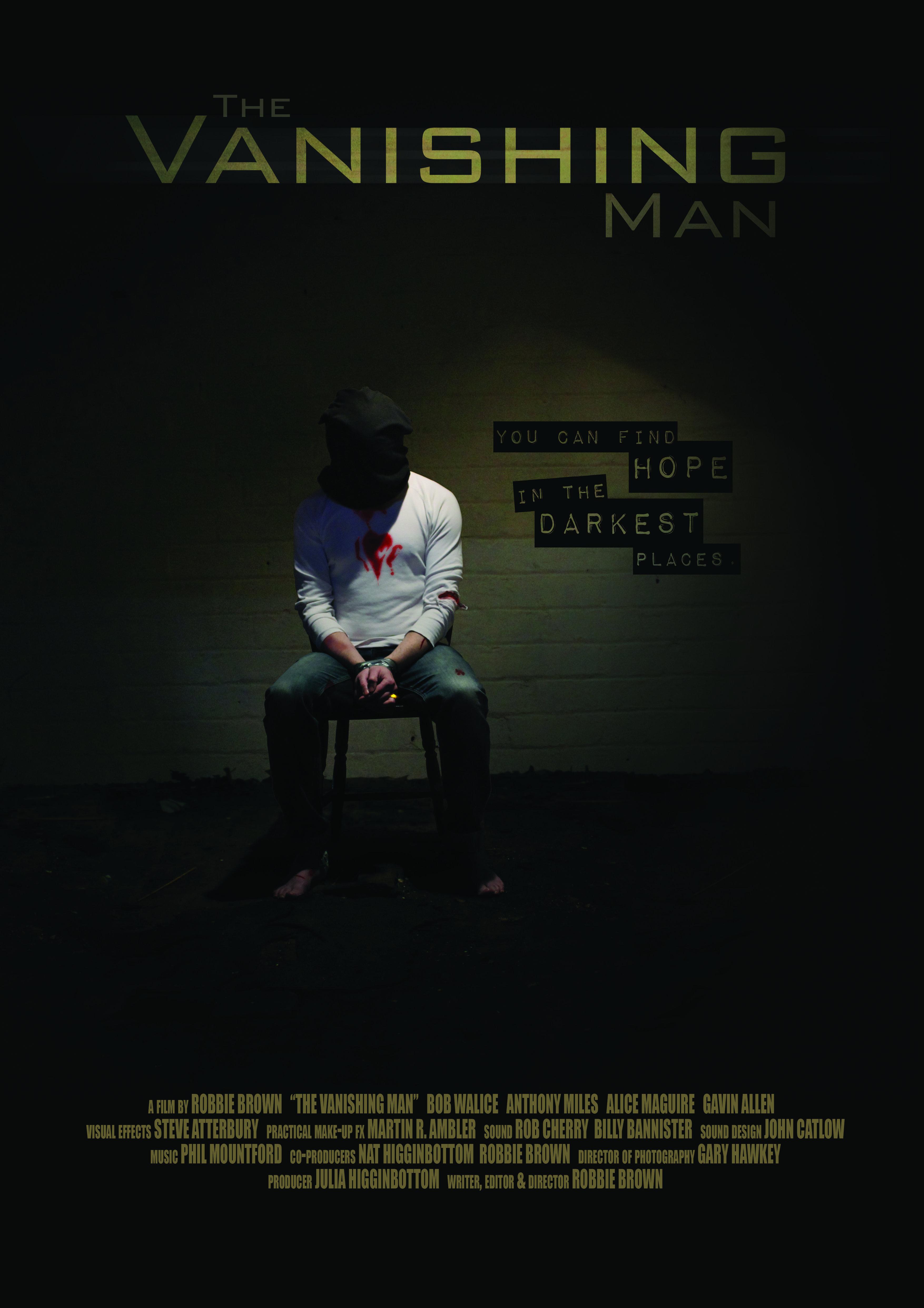 The Vanishing Man (2015) - IMDb