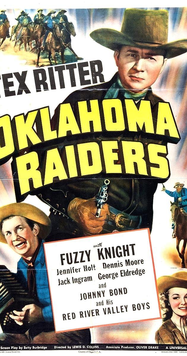 Subtitle of Oklahoma Raiders