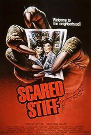 Scared Stiff Poster