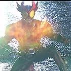 Toshiki Kashû in Kamen raidâ Agito (2001)