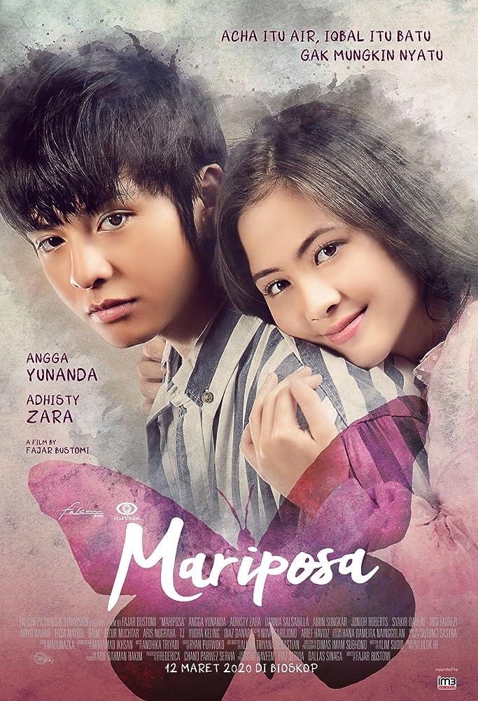 Poster Mariposa