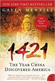 1421: The Year China Discovered America? Poster