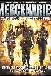 Mercenaries: Playground of Destruction Poster