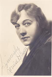 Louise Dresser Picture