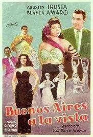 Buenos Aires a la vista Poster