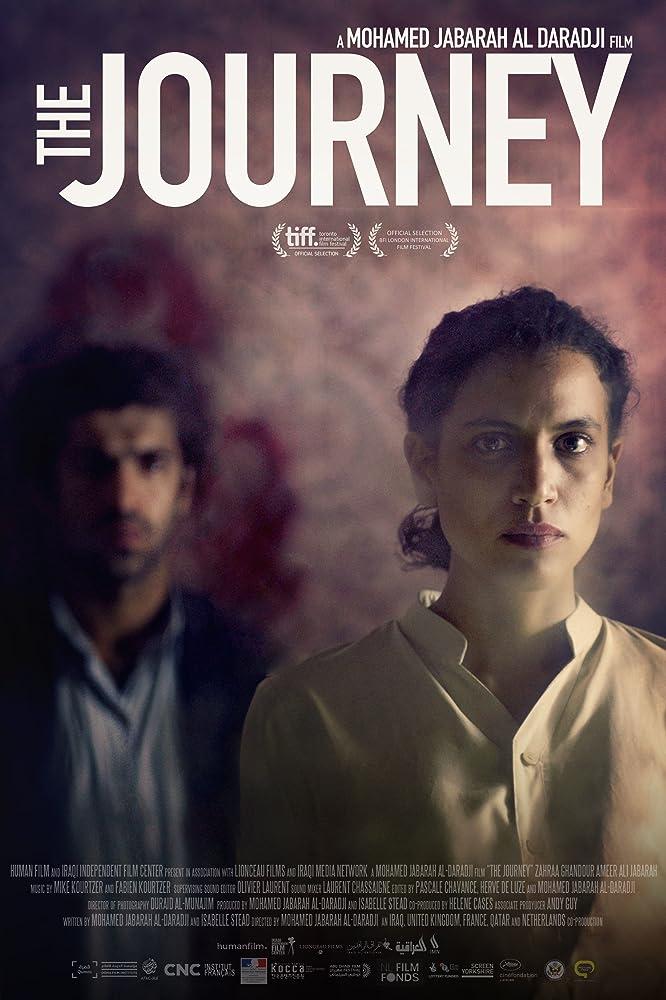 Podróż / The Journey (2017) 720p.HDTV.x264.B89/ Lektor PL