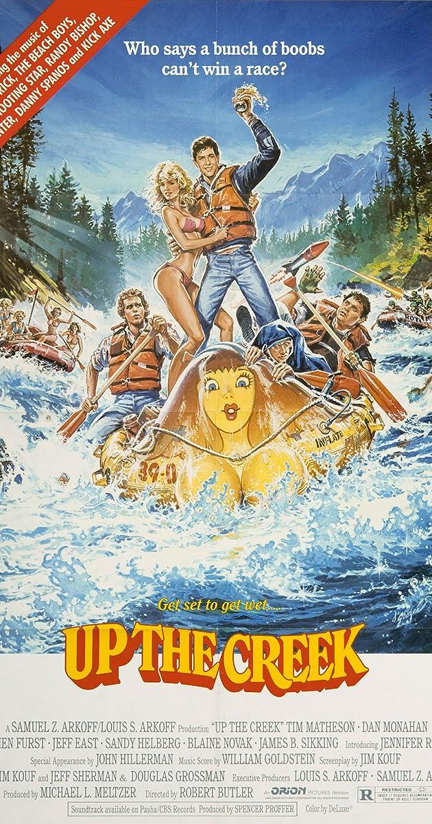 Up the Creek (1984) Subtitles