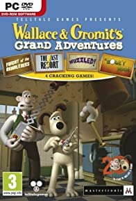 Primary photo for Wallace & Gromit's Grand Adventures: The Bogey Man