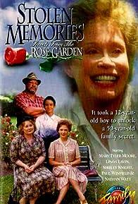 Primary photo for Stolen Memories: Secrets from the Rose Garden