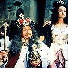 Frantisek Filipovský and Jorga Kotrbová in Honza málem králem (1977)