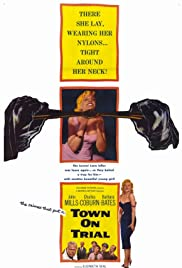 Town on Trial (1957) 720p