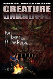 Creature Unknown Poster