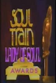 6th Annual Soul Train Lady of Soul Awards Poster
