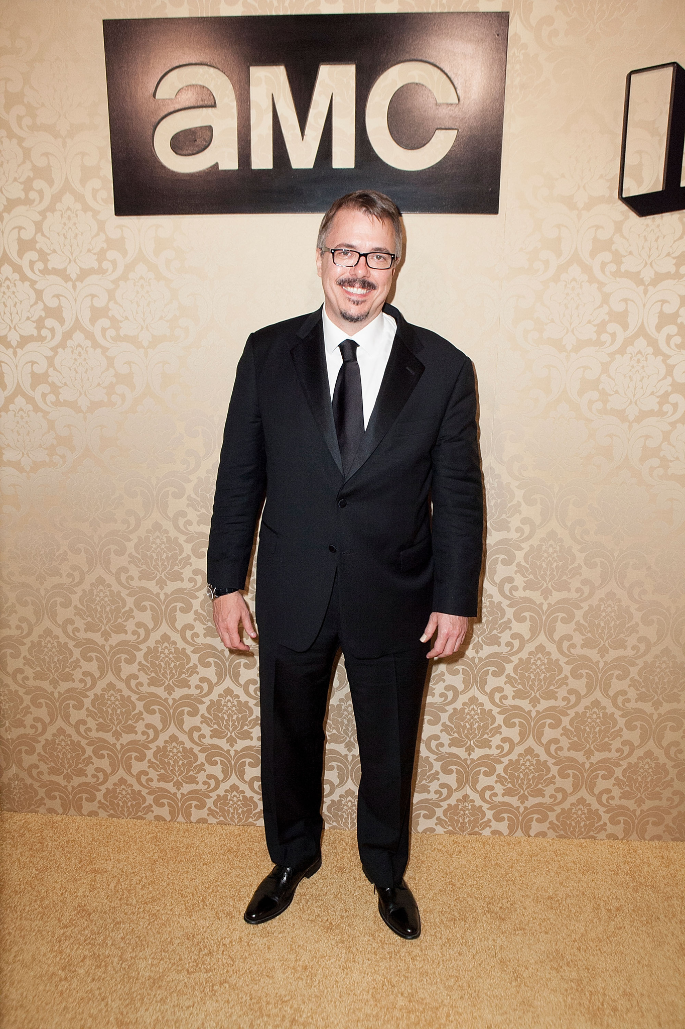 Vince Gilligan at an event for The 66th Primetime Emmy Awards (2014)