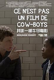 Ce n'est pas un film de cow-boys Poster