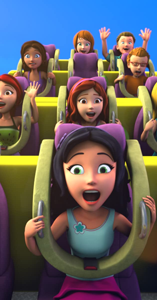 """""""Lego Friends"""" Getting the Message (TV Episode 2015) - IMDb"""