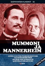 Mummoni ja Mannerheim Poster