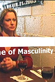 The Line of Masculinity Poster
