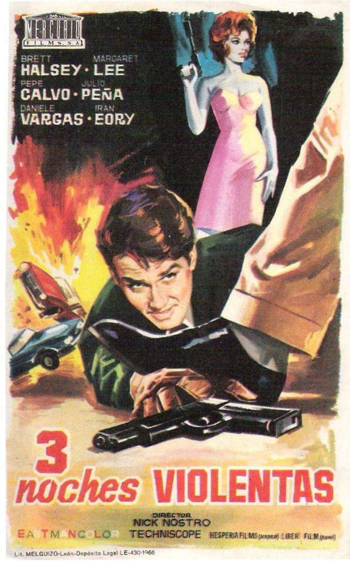 3 notti violente (1966)