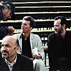 Rufus Beck, Sotiris Goritsas, Stelios Mainas, and Ivano Marescotti in Brazilero (2001)