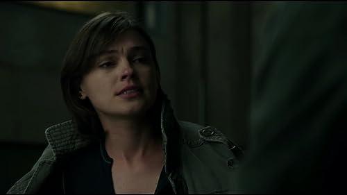 Silvia Busuioc as Natasha in Lethal Weapon TV show