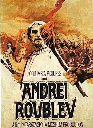 Andrei Rublev Cartel de la película