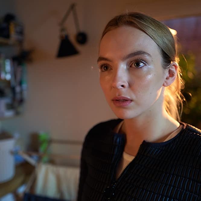 Jodie Comer in Killing Eve (2018)