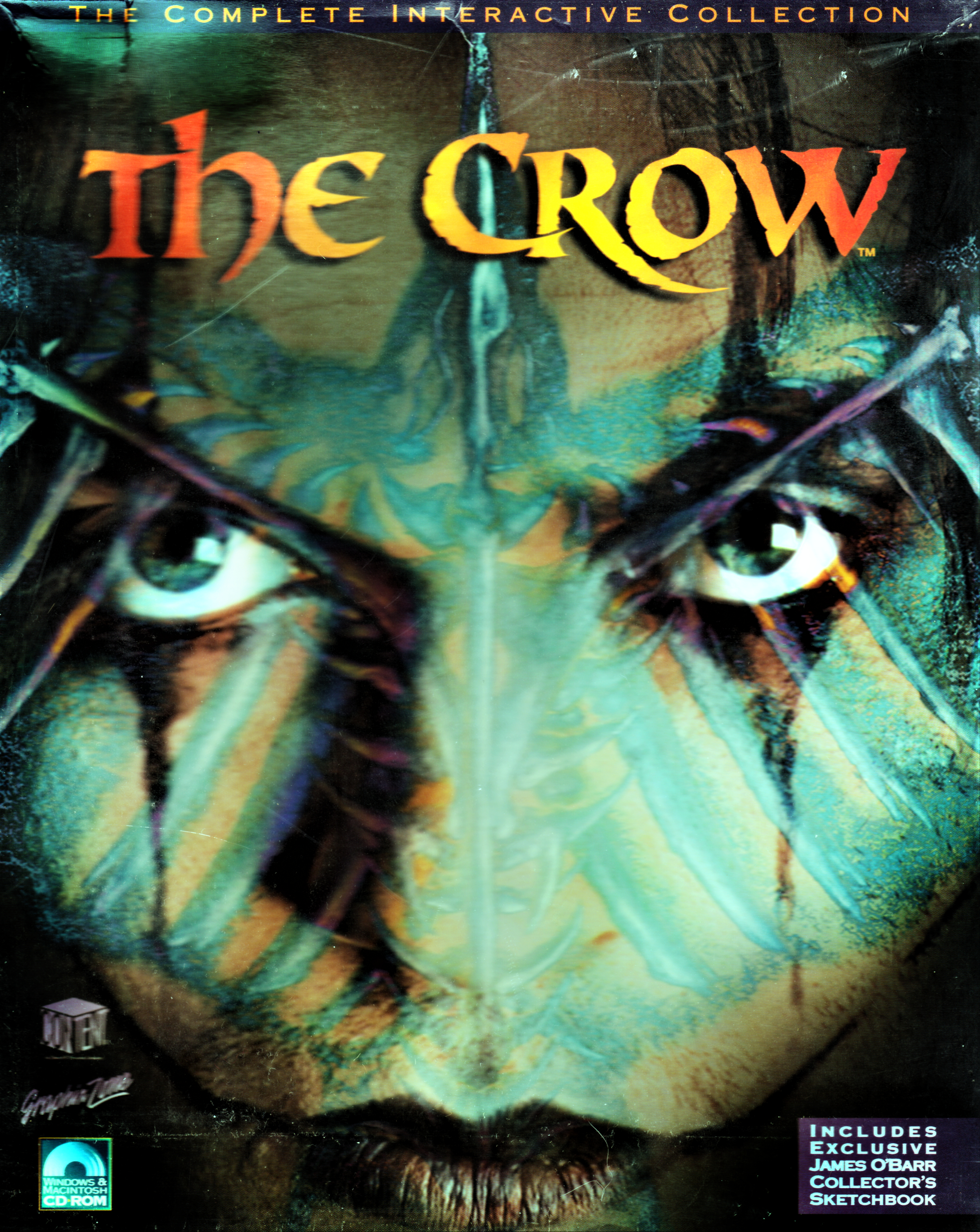 The Crow: The Complete Interactive Collection (Video Game