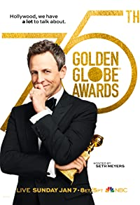 Primary photo for The 75th Golden Globe Awards