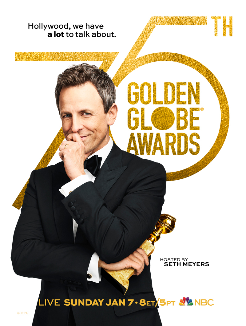 75th Golden Globe Awards (2018) HDTV 480p & 720p