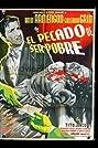 Pecado de ser pobre (1950) Poster
