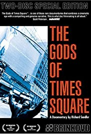 The Gods of Times Square Poster