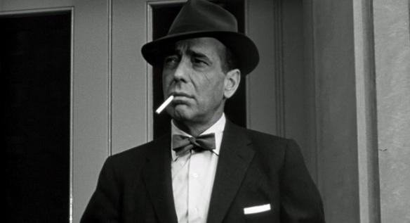 Humphrey Bogart in The Harder They Fall (1956)