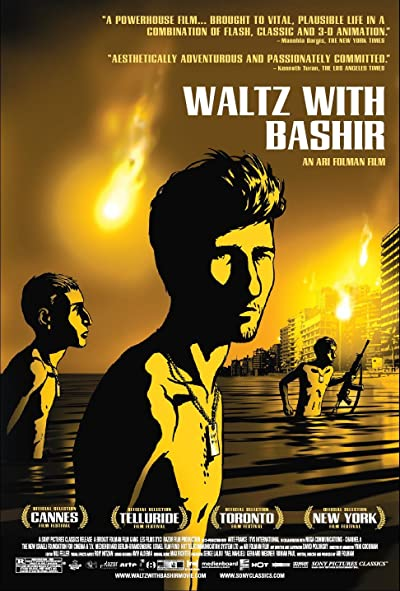 Waltz with Bashir (2008) BluRay 480p, 720p & 1080p