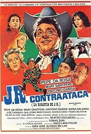 J.R. contraataca Poster