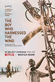 Image result for the boy who harnessed the wind movie poster