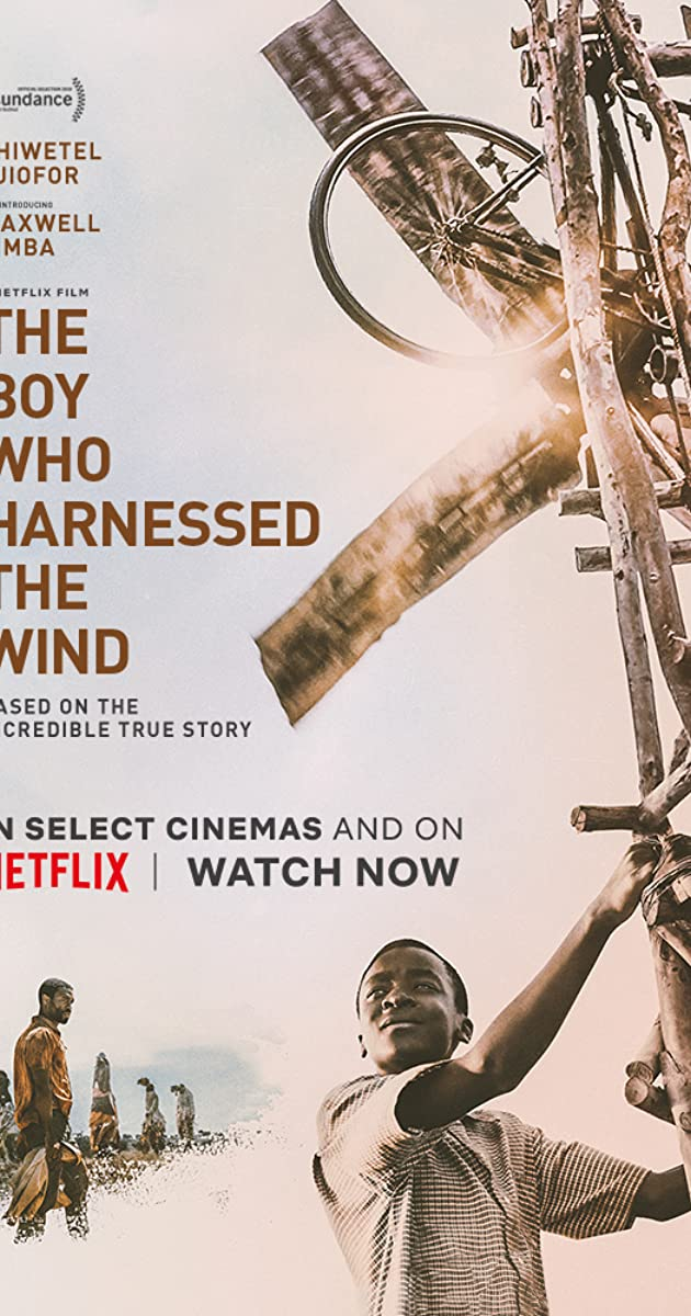 Subtitle of The Boy Who Harnessed the Wind