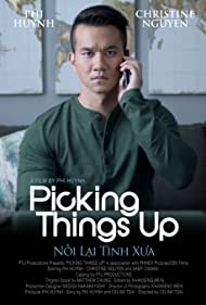 Samy Osman, Phi Huynh, and Christine L. Nguyen in Picking Things Up (2019)