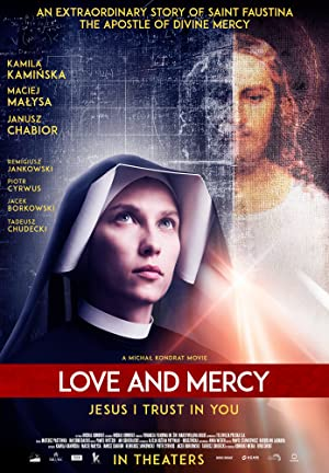 Where to stream Faustina: Love and Mercy