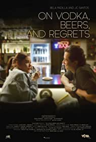 Bela Padilla and JC Santos in On Vodka, Beers, and Regrets (2020)