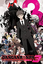 Danganronpa 3: The End of Hope's Peak Academy - Despair Arc Poster