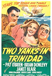 Two Yanks in Trinidad Poster